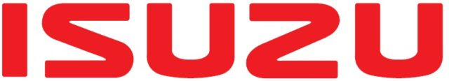 Copy of Isuzu logo Red on White