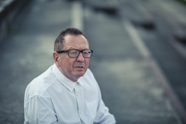 05.06.17. Warszawa . Rezyser Andrzej Titkow . Fot. Albert Zawada / Agencja Gazeta